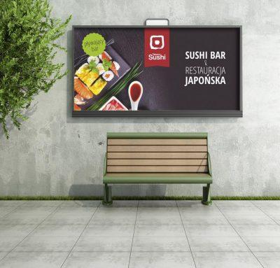 Studio graficzne - projekt billboardu bannera tablicy