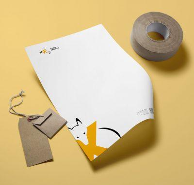 Druki naeco papierze idruki kraftowe